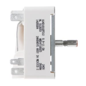 8 in. Burner Control Infinite Switch