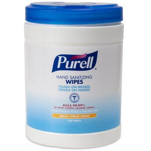 270-Count Sanitizing Wipes