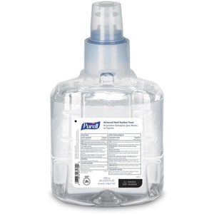 1200ml Instant Foam Hand Sanitizer (Case of 2)
