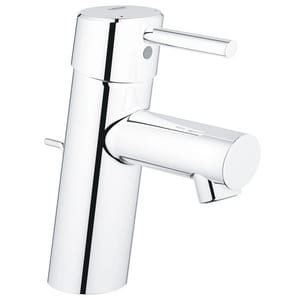 1.2 gpm Centerset Lavatory Faucet with Single Lever Handle in Starlight Polished Chrome