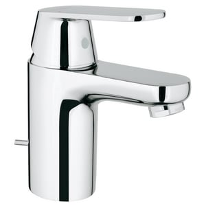 1.2 gpm 1-Hole Lavatory Faucet with Single Lever Handle in Starlight Polished Chrome