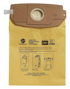 Vacuum Allergen Bag 10 Pack for Hoover Company CH34006 and CH93406 Vacuum Cleaners