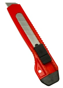 8-Point 18mm Economy Snap-Off Blade Knife