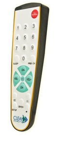 7-29/32 in. Universal TV Remote Control