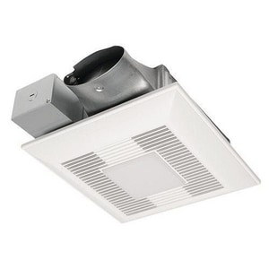 100 cfm Ceiling Mount Fan with Light