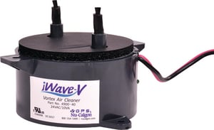 iWave for Residential 2400 ft3/min Electronic Air Cleaner
