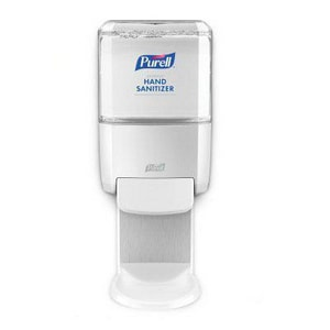 ES4 Hand Sanitizer Manual Dispenser in White