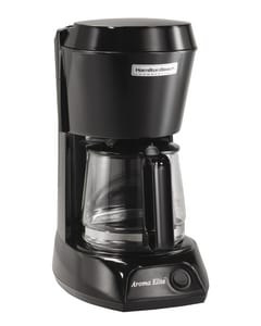 4 CUP COFFEE MAKER GLS CARAFE