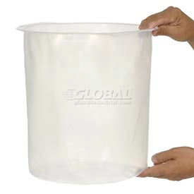 VF5 Protective Lining Corp. VF5 5 Gallon Drum Insert Smooth 15 Mil Thick