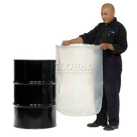 VLN55 Protective Lining Corp. VLN55 55 Gallon Drum Insert Smooth 15 Mil Thick