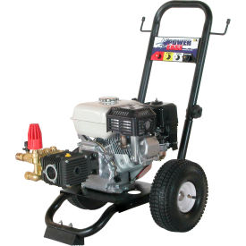 2,700 Psi Pressure Washer With 6.5 Hp Honda Gx Engine