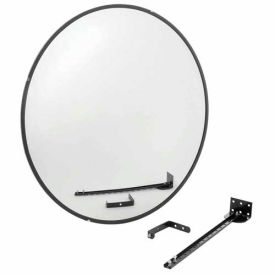 "GIC3600*** Glass Mirror 160 Degree Indoor 36"" Dia"