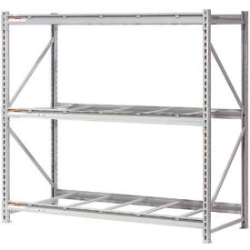 "504412 Extra High Capacity Bulk Rack Without Decking 72""W x 48""D x 72""H Starter"