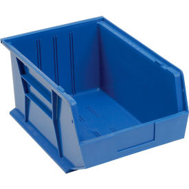 QUS255BL Quantum Hanging & Stacking Storage Bin QUS255 11 x 16 x 8 Blue