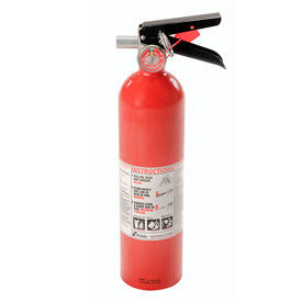 466227-01 Fire Extinguisher Dry Chemical 2 1/2 Lb.