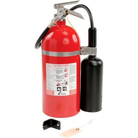 466181 Fire Extinguisher Carbon Dioxide 10 Lb.