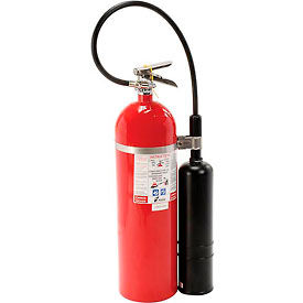 466182 Fire Extinguisher Carbon Dioxide 15 Lb.
