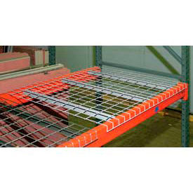 "4252A3 Husky Rack & Wire 4252A3 Wire Mesh Decking 52""L X 42""D 2610 Lb Capacity"