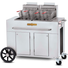 crown verity portable fryer - double Crown Verity Portable Fryer - Double