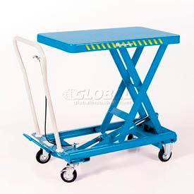 BX-50 Bishamon; MobiLift; Scissor Lift Table BX-50 1100 Lb. Capacity