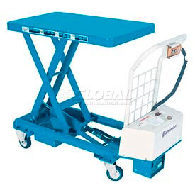 BX-50B Bishamon; MobiLift; Battery Powered Scissor Lift Table BX-50B 1100 Lb. Capacity