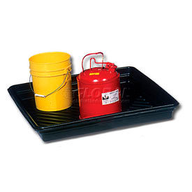 1035 UltraTech Ultra-Utility Tray; 1035 - 36 x 36 - 27 Gallon Capacity