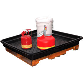 1036 UltraTech Ultra-Utility Tray; 1036 - 40 x 48 - 30 Gallon Capacity