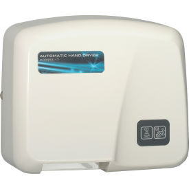 HD090317 Hands Free ABS Plastic Hand Dryer - White HD090317