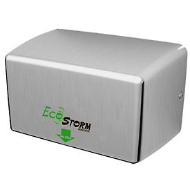 HD094009 EcoStorm Hands Free High-Speed Hand Dryer -Stainless Steel
