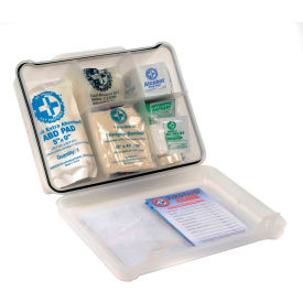 40120 Multi-Purpose First Aid Kit, 120 Pieces, Plastic Case