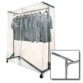 PT2464 Garment Rack Cover & Support Bars