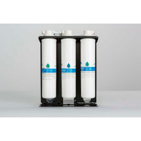 ETTWIST Global Water 3-Pack Of Replacement Filters, Sediment, Carbon & Post Carbon