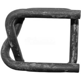"strapping buckles phosphate coated for 1-1/4"" woven cord strap, 500 pack Strapping Buckles Phosphate Coated For 1-1/4"" Woven Cord Strap, 500 Pack"