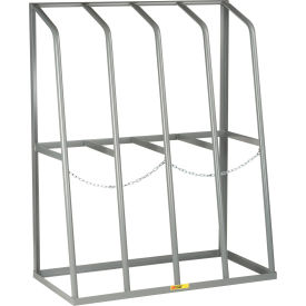 "BR-2448-60 Vertical Bar Rack 48""W x 24""D x 60""H - 6000 LB Capacity"
