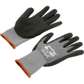 34-874/S PIP; MaxiFlex; Ultimate; Nitrile Coated Knit Nylon Gloves, Small, 12 Pairs