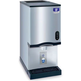 manitowoc ice maker & water dispenser, countertop, nugget style, air-cooled, touchless dispensing Manitowoc Ice Maker & Water Dispenser, Countertop, Nugget style, Air-cooled, Touchless Dispensing