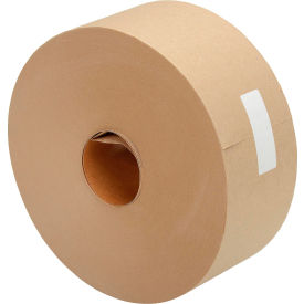 "kraft water activated tape 3"" x 600 5 mil tan Kraft Water Activated Tape 3"" x 600 5 Mil Tan"