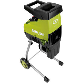 "sun joe cj603e 1.7"" diameter cutting capacity 15 amp electric silent wood chipper shredder Sun Joe CJ603E 1.7"" Diameter Cutting Capacity 15 Amp Electric Silent Wood Chipper Shredder"