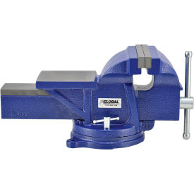 "global industrial™ 8"" jaw width general purpose bench vise w/ swivel base Global Industrial™ 8"" Jaw Width General Purpose Bench Vise W/ Swivel Base"