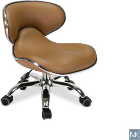 ayc group umi pedicure stool, cappuccino AYC Group Umi Pedicure Stool, Cappuccino