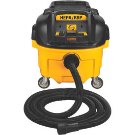 dewalt dwv010 8 gal. hepa dust extractor with automatic filter cleaning