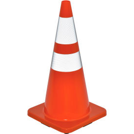 "global industrial™ 28"" traffic cone, reflective, solid orange base, 7 lbs Global Industrial™ 28"" Traffic Cone, Reflective, Solid Orange Base, 7 lbs"