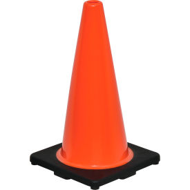 "global industrial™ 18"" traffic cone, non-reflective, black base, 3 lbs Global Industrial™ 18"" Traffic Cone, Non-Reflective, Black Base, 3 lbs"