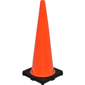 "global industrial™ 36"" traffic cone, non-reflective, black base, 10 lbs Global Industrial™ 36"" Traffic Cone, Non-Reflective, Black Base, 10 lbs"