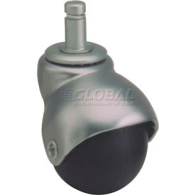 global industrial™ ball series chair caster with plastic wheel - stem type c Global Industrial™ Ball Series Chair Caster with Plastic Wheel - Stem Type C