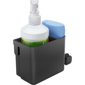 quartet® prestige 2 connects™ spray cleaner caddy, 16 oz. bottle & magnetic cloth Quartet® Prestige 2 Connects™ Spray Cleaner Caddy, 16 oz. Bottle & Magnetic Cloth