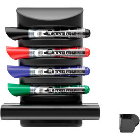 quartet® prestige 2 connects™ marker caddy, 4 dry-erase markers, 1 eraser Quartet® Prestige 2 Connects™ Marker Caddy, 4 Dry-Erase Markers, 1 Eraser