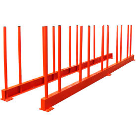 "abaco res27, remnant slab rack 118""l x 2""w x 28""h, 14,000 lbs cap Abaco RES27, Remnant Slab Rack 118""L x 2""W x 28""H, 14,000 lbs Cap"