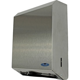 107 Frost Multi-Fold & C-Fold Towel Dispenser - Stainless Steel - 107