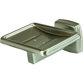 1136S Frost Wall Mount Soap Dish - Stainless - 1136S